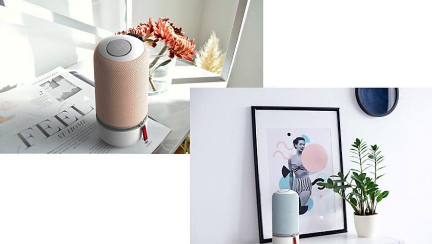 Nieuwe coverkleuren voor de Libratone ZIPP-speakers