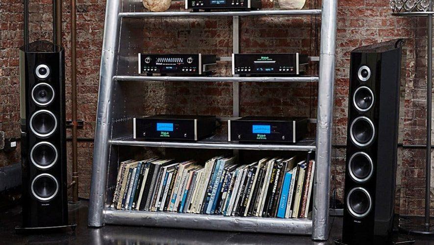 Savor Audio verkreeg de exclusieve distributierechten voor de Benelux van het merk McIntosh