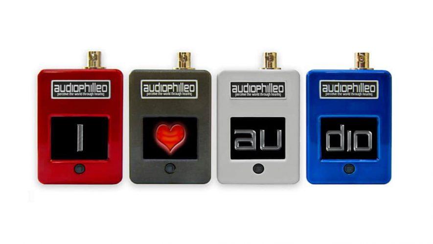 Audiophilleo levert USB naar S/PDIF-converters