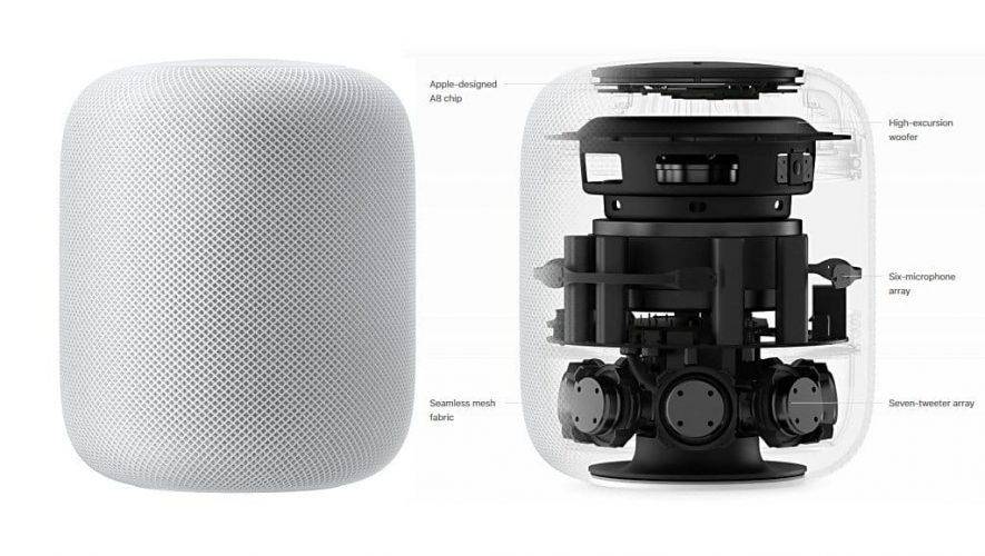 Apple's nieuwe HomePod
