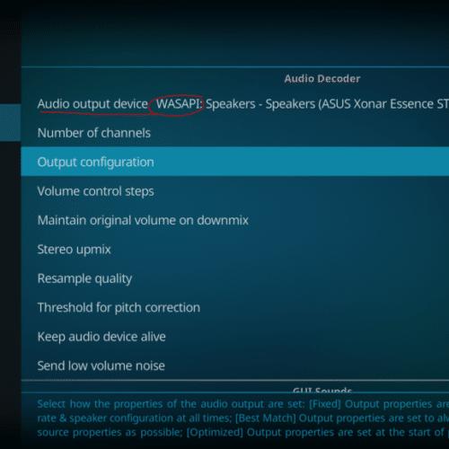 Audio-settings-kodi