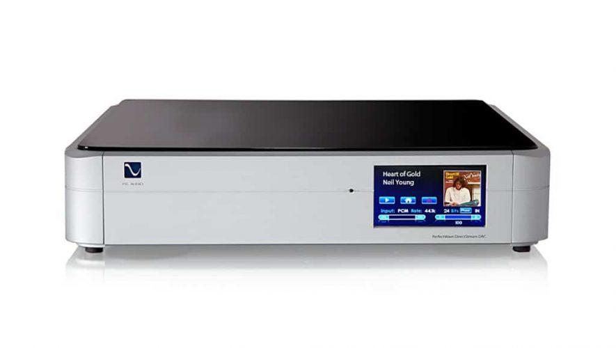 Huron OS draait op de DirectStream en DSJ DAC's