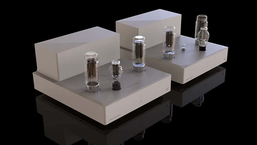 De Octogenius Diamond Mono Power Amplifier van Amare Musica
