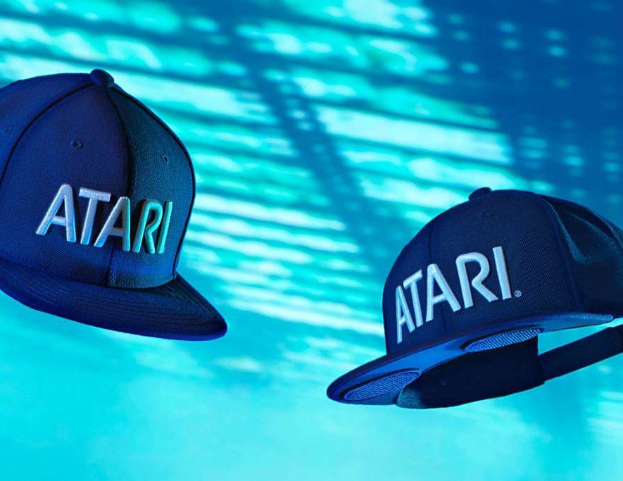 De speakerhats van Atari