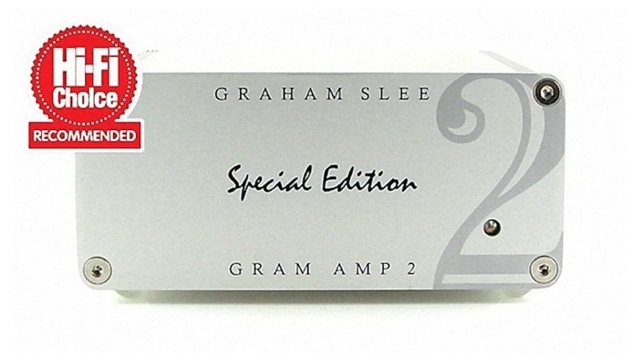 Ook Graham Slee is toegevoegd aan het assortiment van Simply Audio
