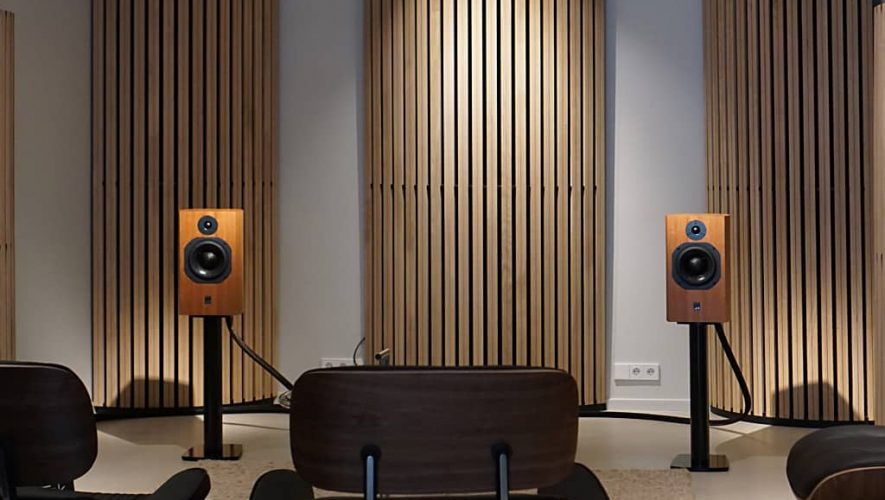The Hifi Studio Number One is dealer van ATC geworden