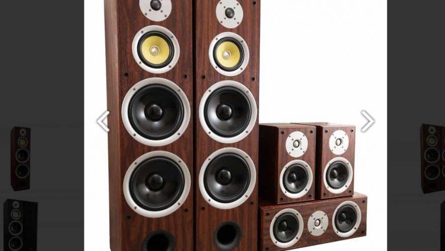 De nieuwe AK-speakers van Koda