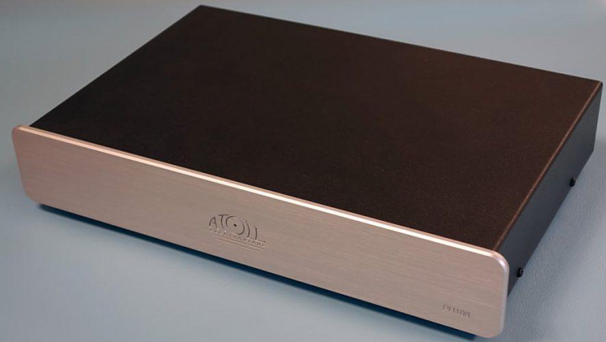 De Atoll Electronique PH100 phono-voorversterker