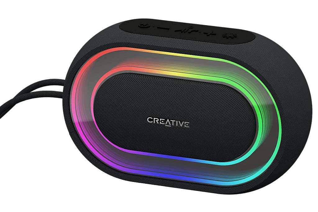Speaker Met Licht : Thumbsup thumbsup bluetooth speaker met led licht voor u ac