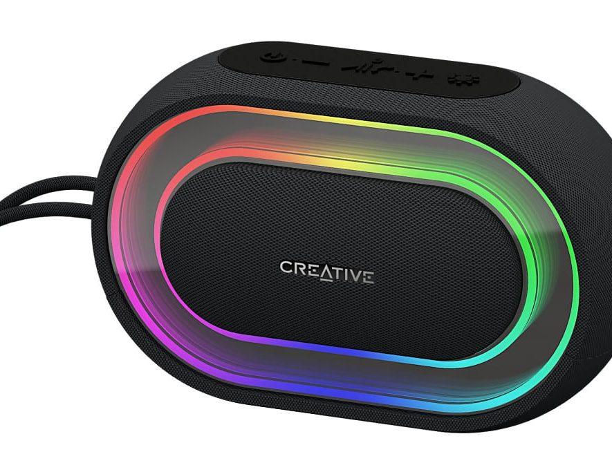 De Creative Halo Bluetooth speaker