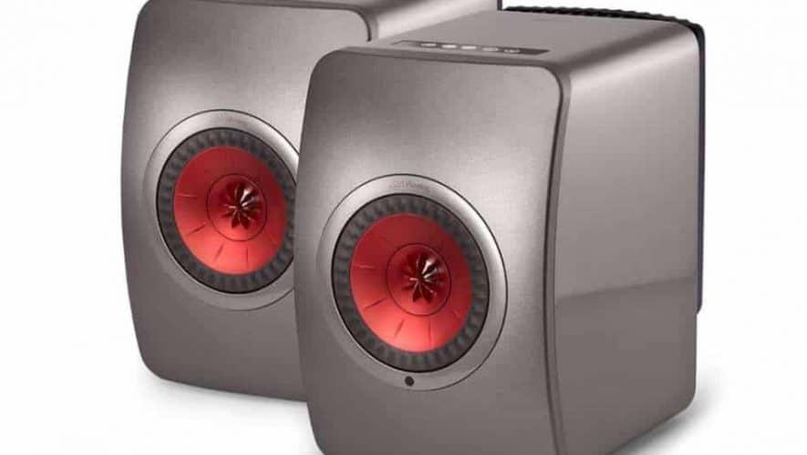 De KEF LS50 draadloze speakers nu met 3 maanden gratis Tidal