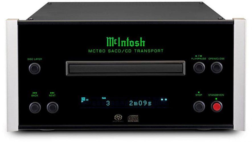 De gloednieuwe McIntosh MCT80