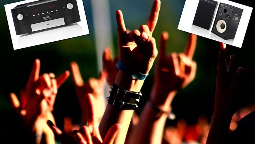 Beter Beeld & Geluid organiseert op 2 september 'Let's Rock!' met JBL en Mark Levinson
