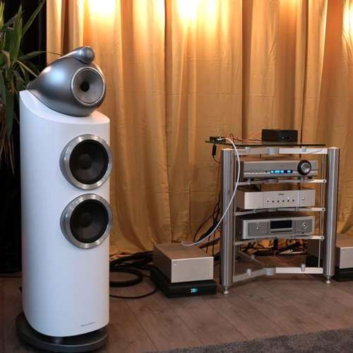 Bowers Wilkins 803D3