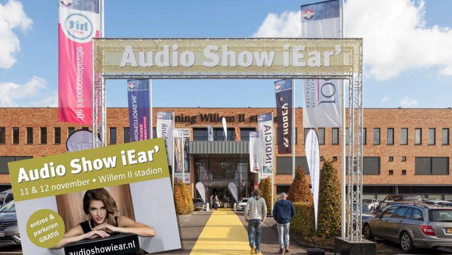 Audio Show iEar' 2017 komt er weer aan