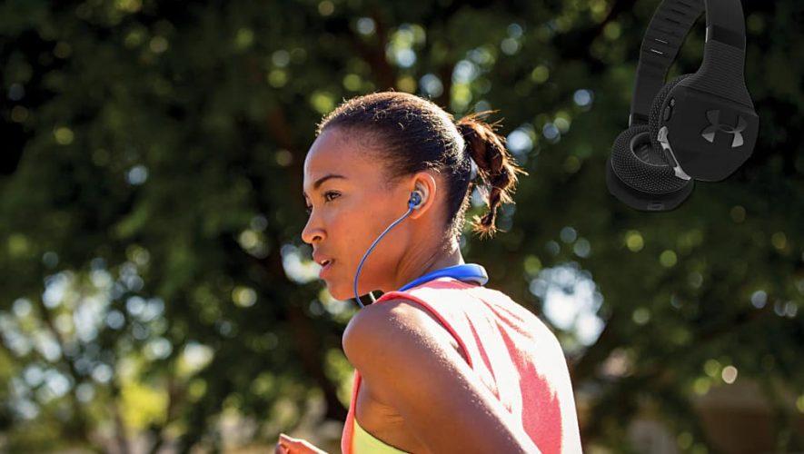 De nieuwe sport-hoofdtelefoons van JBL