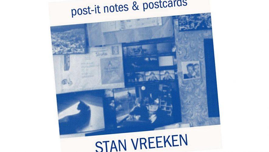 Op 29 september verschijnt de debuut EP van Stan Vreeken
