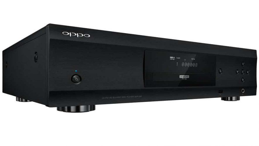 De OPPO UDP-205 4K-speler