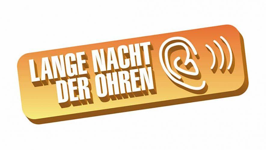 Op 4 november wordt dit jaar in Berlijn weer de Lange Nacht der Ohren georganiseerd