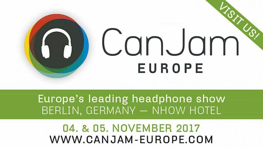 De CanJam Europe is een walhalla voor hoofdtelefoonliefhebbers