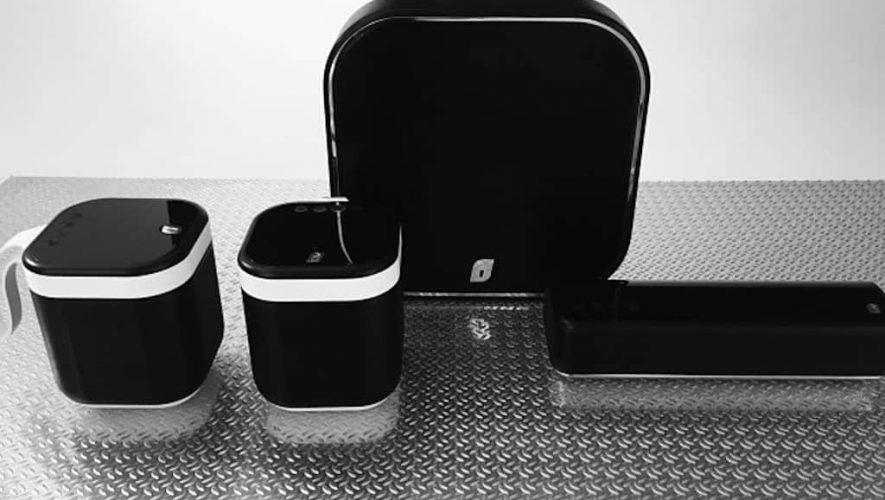 De S Serie van Damson, draadloos en compact Dolby Atmos