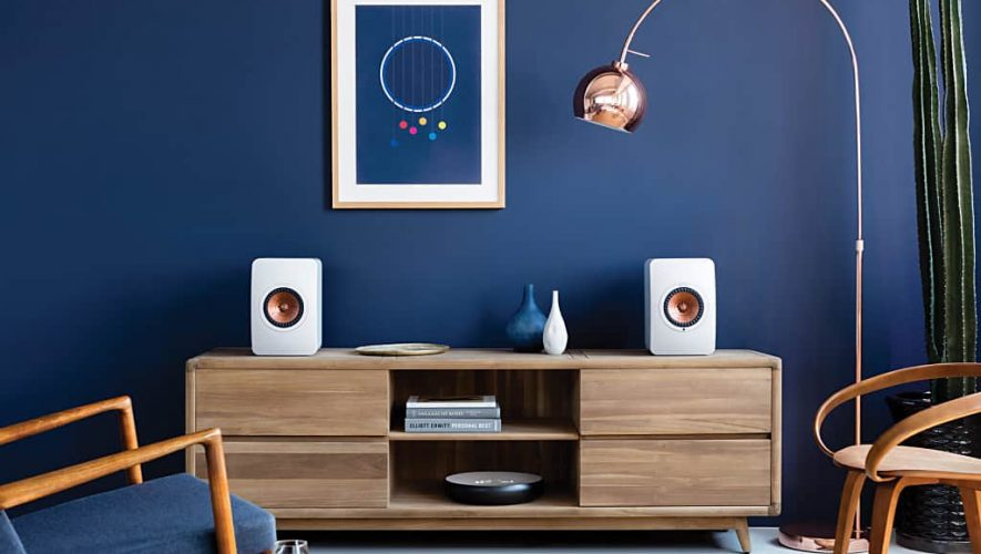KEF LS50 Wireless speelt Spotify Connect na firmware update
