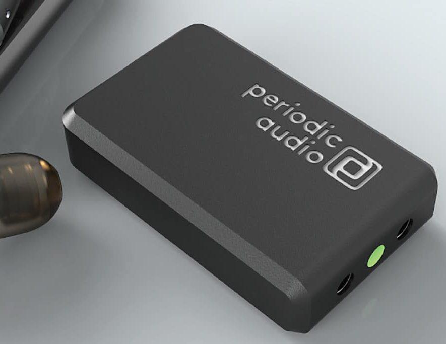 De Nickel van Periodic Audio