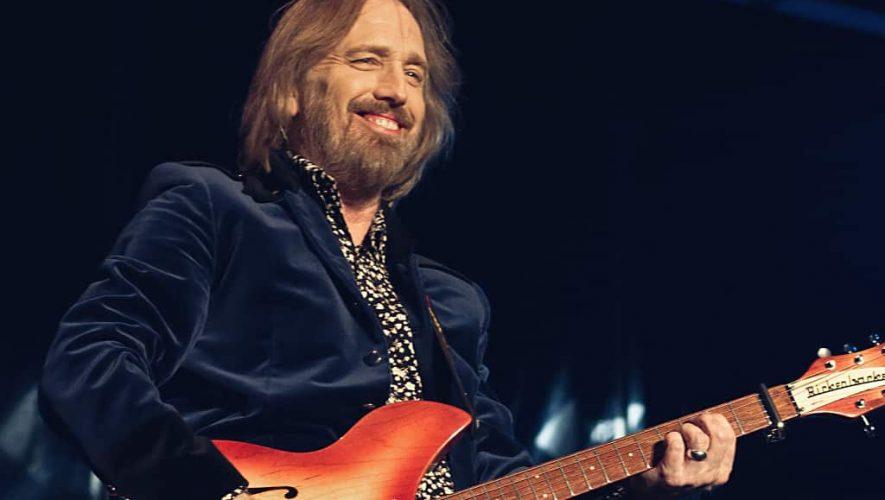Tom Petty overleed op 66-jarige leeftijd