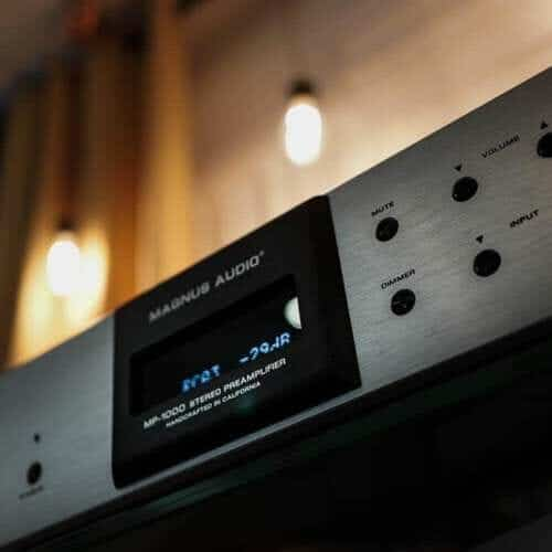 Magnus Audio MP-1000