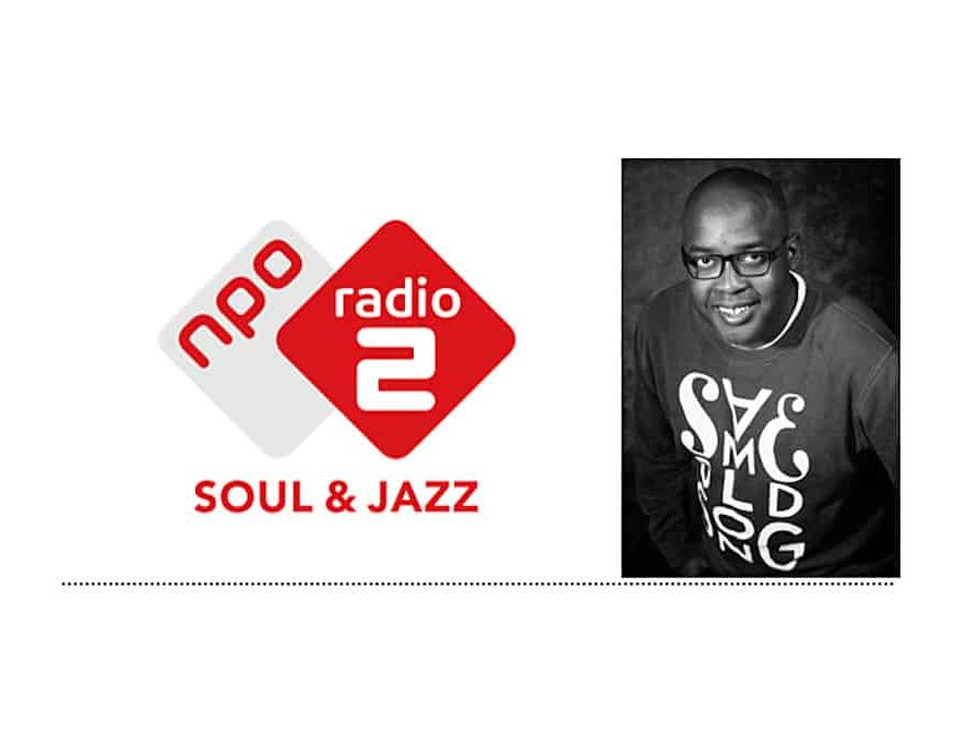 Andrew Makkinga host Soul & Jazz-zaal Noorderslag 2018