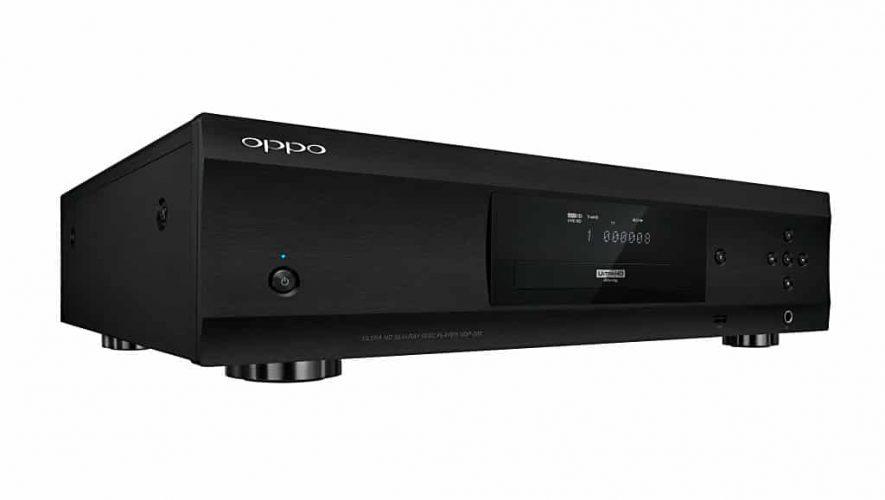 Een firmware-update voor de Oppo UDP-205 Blu-ray-speler maakt dit apparaat MQA-capabel