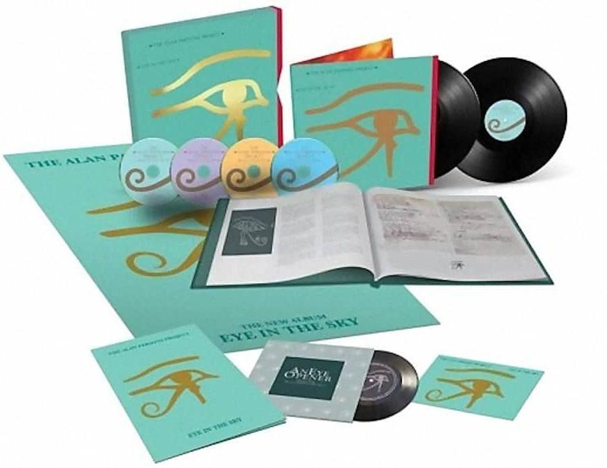 Rhapsody presenteert in samenwerking met Sony en Alan Parsons een luistersessie die z'n weerga niet kent