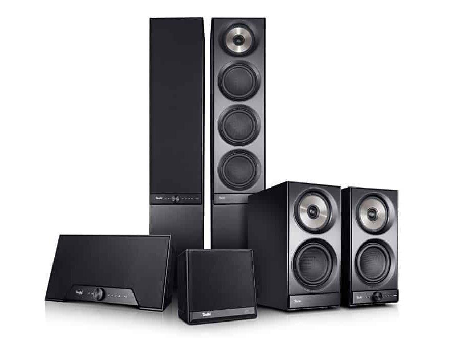 De nieuwe serie draadloze streaming speakers van Teufel
