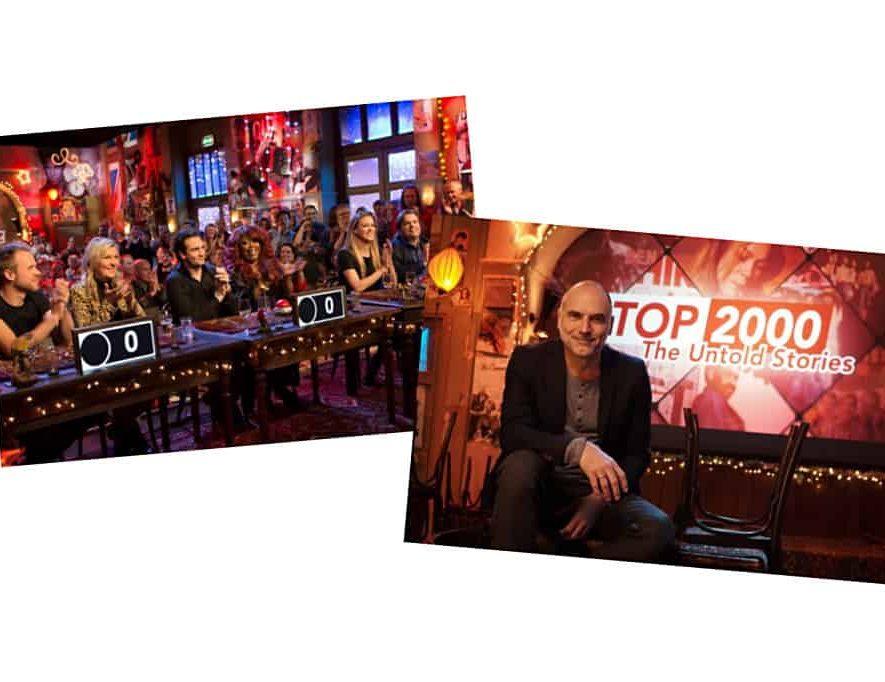 Het Top 2000-spektakel gaat vanavond van start