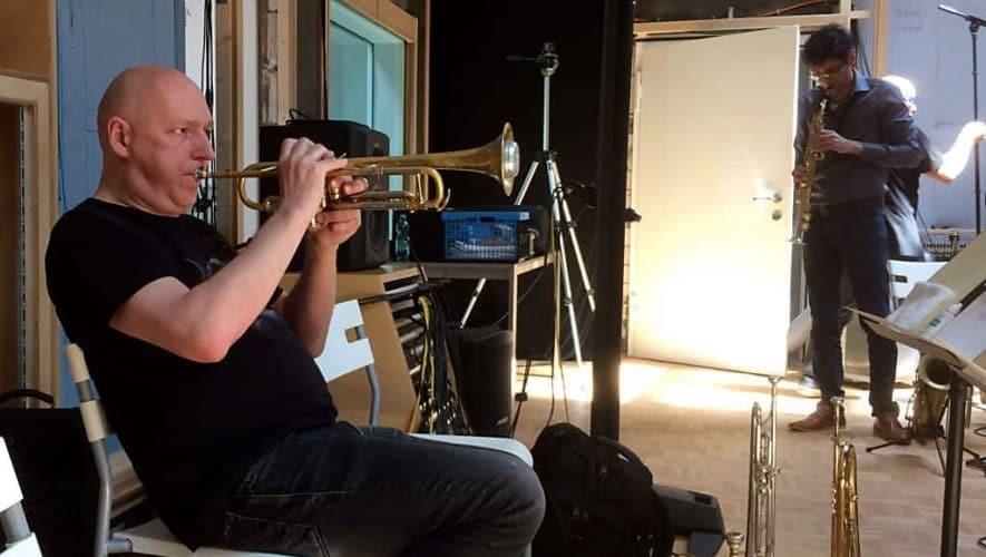 Het martelinstrument trompet
