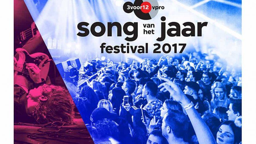 VPRO 3voor12 Song van het Jaar in TivoliVredenburg