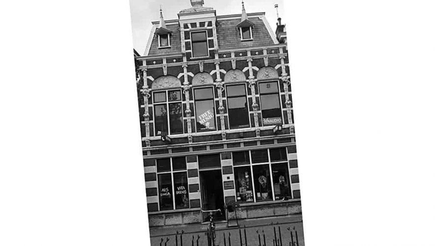 Vanmiddag, vanavond en morgen organiseert Free Music High Fidelity zijn eerste show in de prachtige Spiegeltent aan de Turfmarkt 51 in Gouda