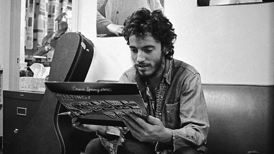 3DOC zendt op dinsdag 26 december - tweede kerstdag - een mooie documentaire over Bruce Springsteen uit