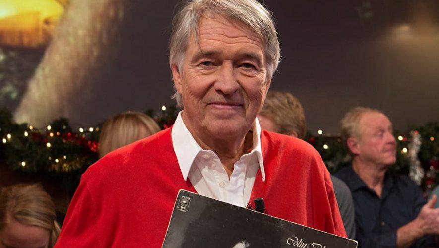 Ook Ron Brandsteder is van de partij als Top 2000-presentator (foto: NTR / Sandra de Witte)