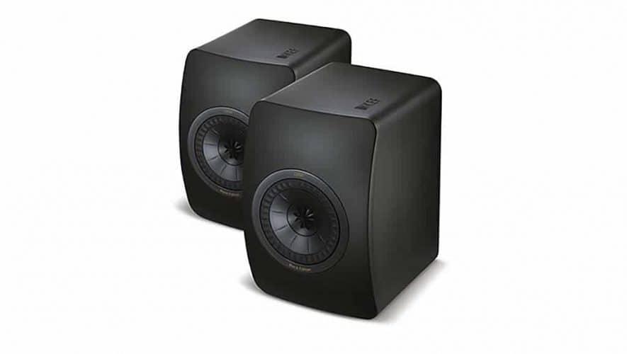De De KEF LS50 Special Black Edition