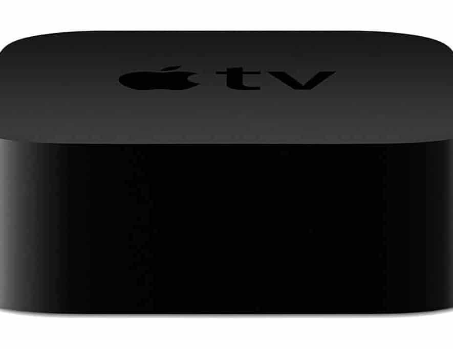 Voor de allereerste generatie Apple TV nadert het einde snel (afbeelding: https://commons.wikimedia.org/wiki/File:AppleTV-4th-gen.png)