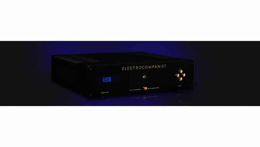 De ECI-6 geïntegreerde versterker van Electrocompaniet