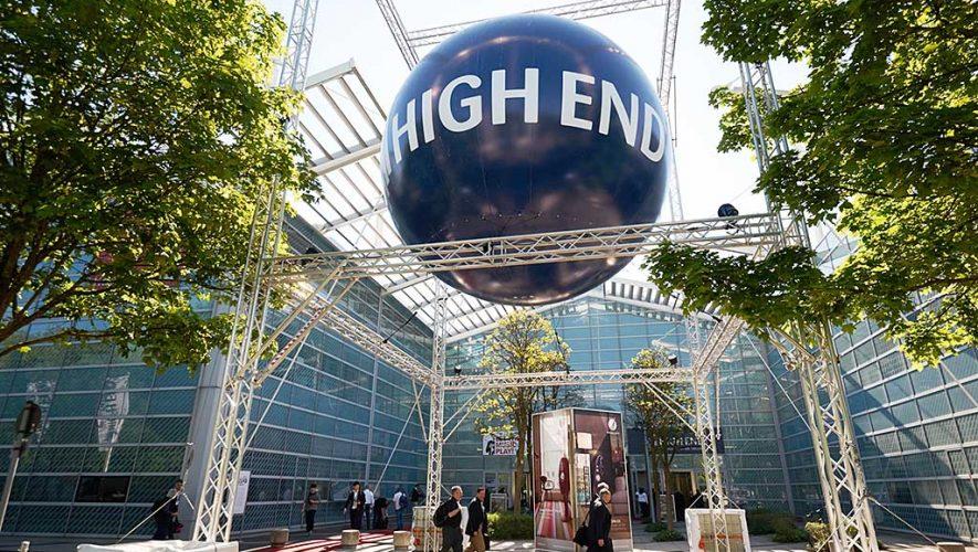 De High End München komt heel langzaam aan weer in zicht