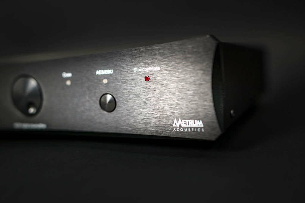 Review Metrum Acoustics Jade dac - voorversterker - Alpha-Audio