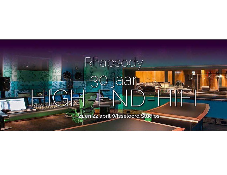 Rhapsody bestaat 30 jaar, reden voor een spectaculair feest op een al even spectaculaire locatie