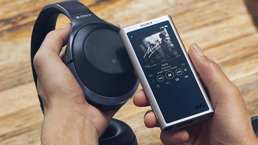 De nieuwe Walkman NW-ZX300 van Sony