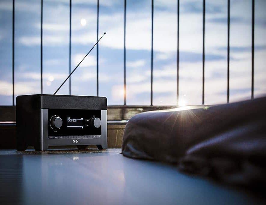 De Radio 3sixty van Teufel