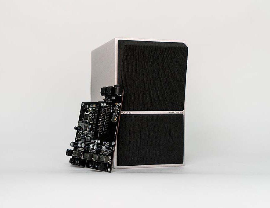 Met de nieuwe Bang & Olufsen Beocreate 4 voorziet u oude speakers van moderne mogelijkheden