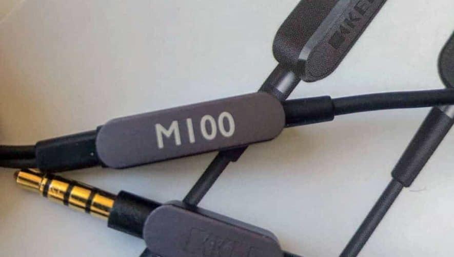 KEF M100 in-ear