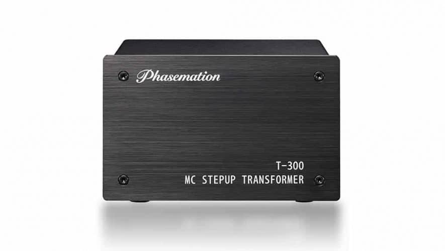 De Phasemation phono step-up transformer